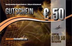 50,- EURO Gutschein-Card