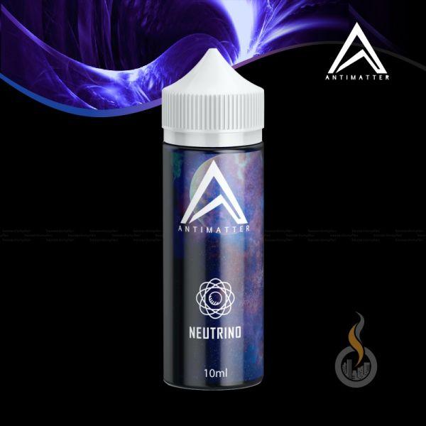 Neutrino Antimatter Aroma