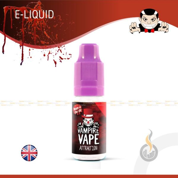 E-Liquid VAMPIRE VAPE Attraction