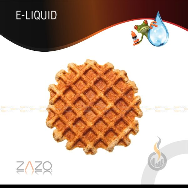 E-Liquid ZAZO Waffel - 10 ml