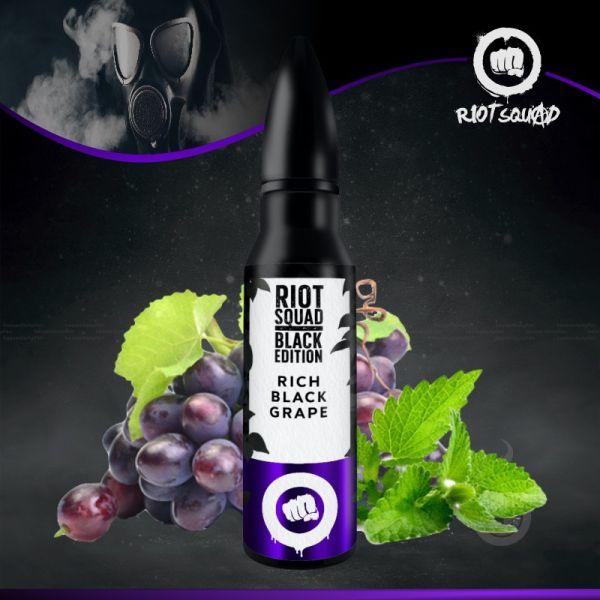 Rich Black Grape Black Edition Aroma