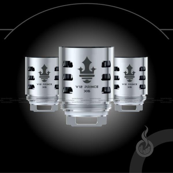 X6 V12 PRINCE Sextuple SMOK