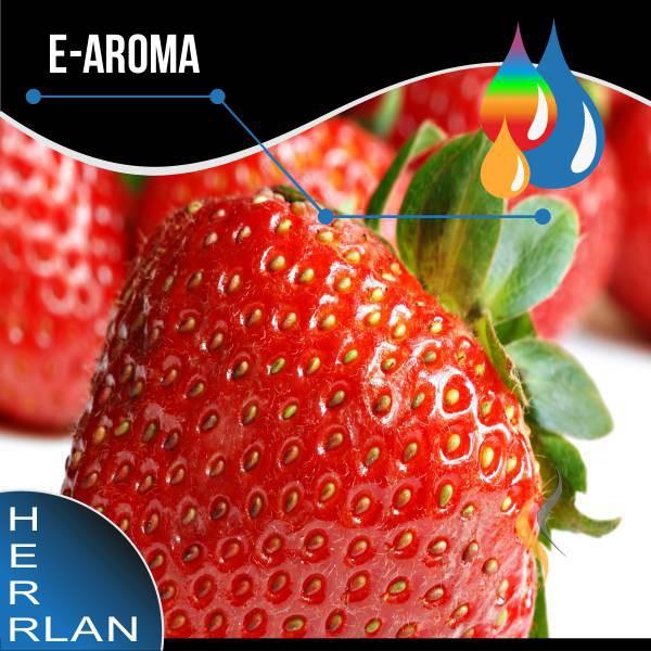 HERRLAN Erdbeere Aroma - 10ml