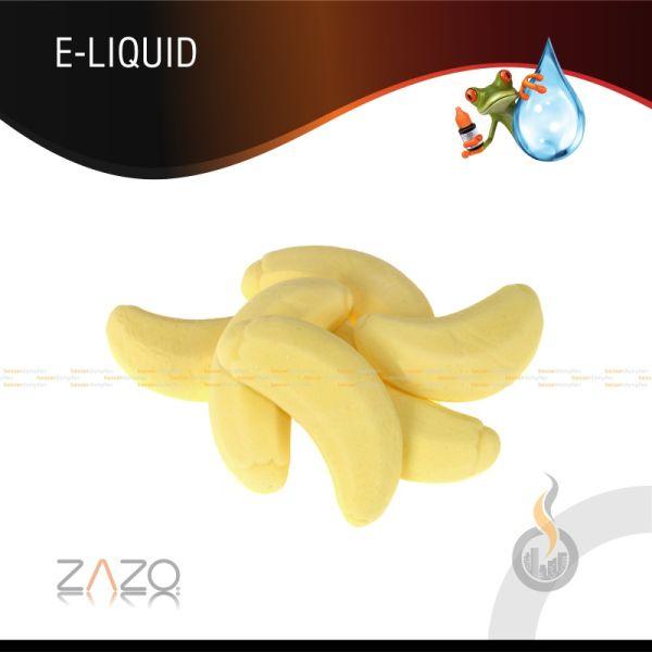 E-Liquid ZAZO Banana - 10 ml