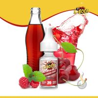 K-BOOM Cherry Cola Bomb Nikotinsalz Liquid - 10 ml