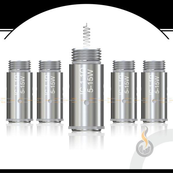5x Eleaf IC iCare & Mini Ersatz Coils