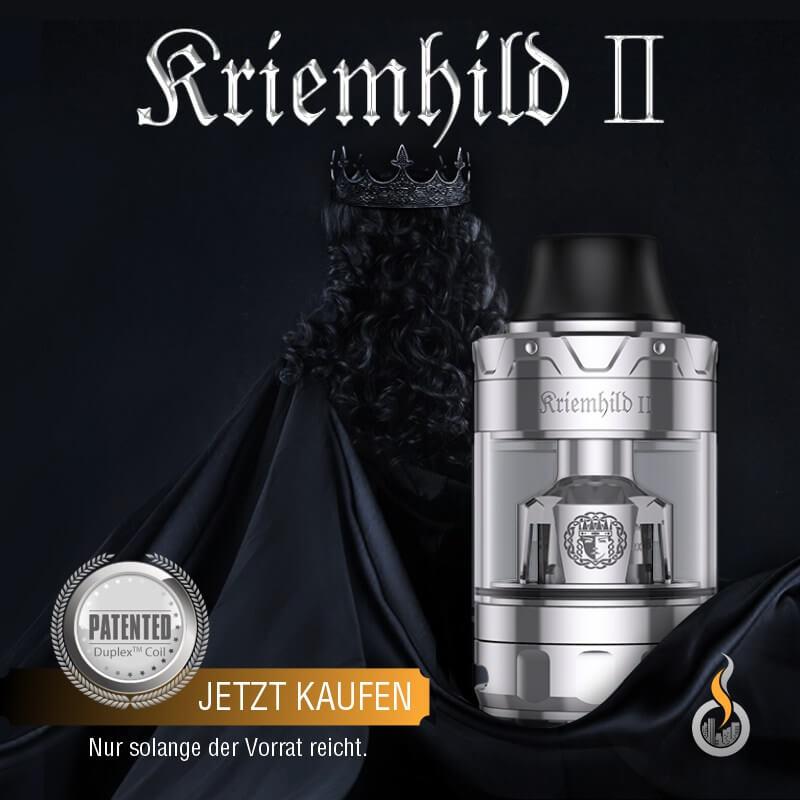 Kriemhild 2 Verdampfer von Vapefly kaufen