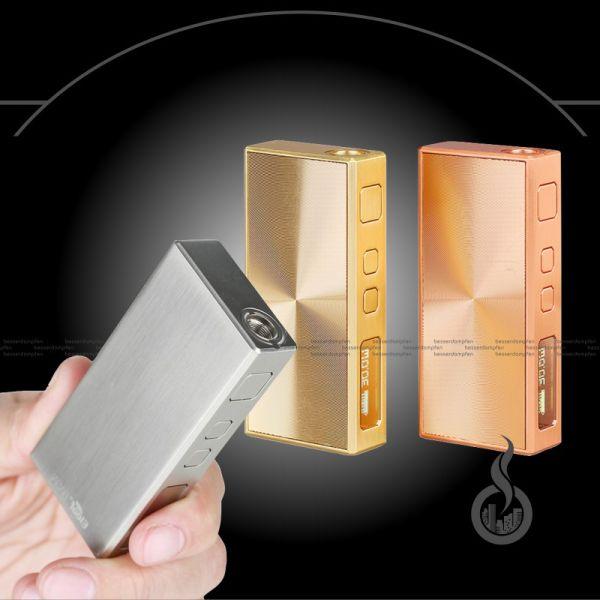 BASAL VV Mod Akkuträger Silber