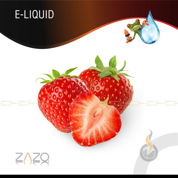 E-Liquid ZAZO Erdbeere - 10 ml