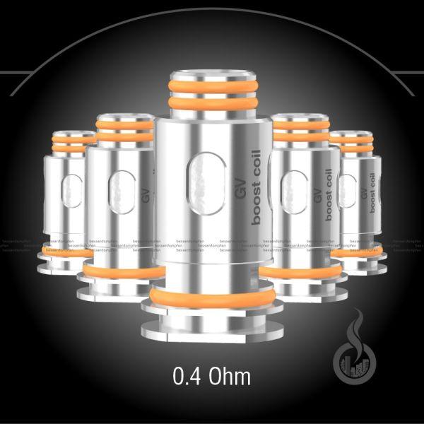0.4 Ohm Aegis Boost Coils