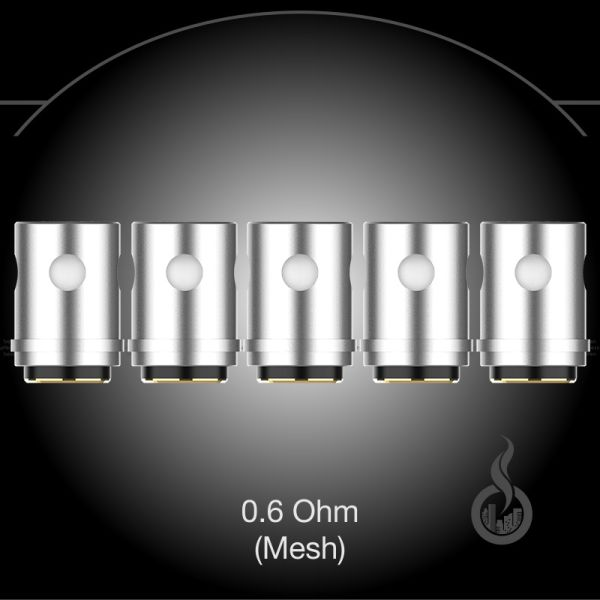EUC Meshed Coils 0.6 Ohm