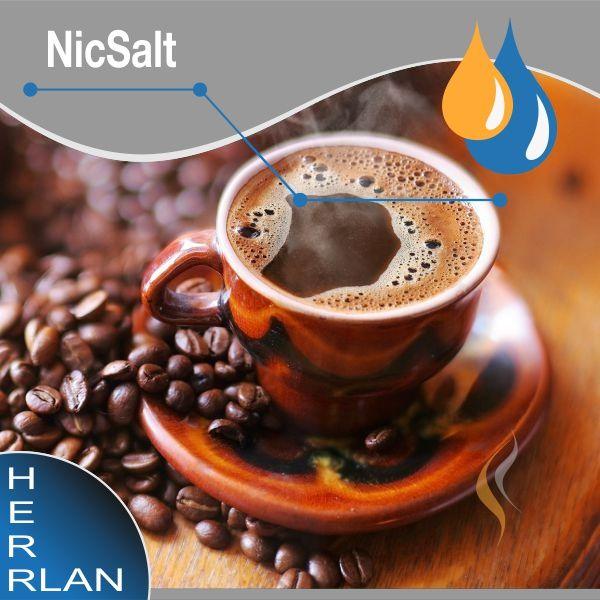 Herrlan NicSalt Liquid Kaffee