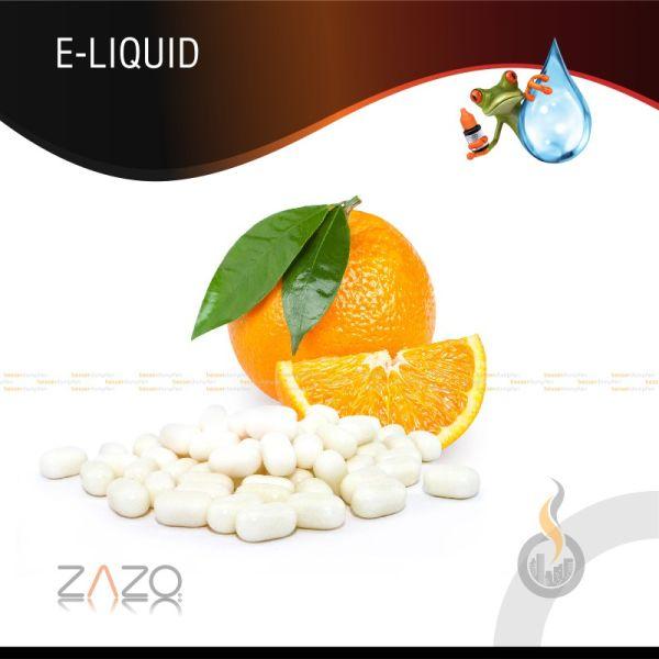 E-Liquid ZAZO Orange Drops - 10 ml