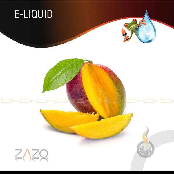 E-Liquid ZAZO Mango - 10 ml