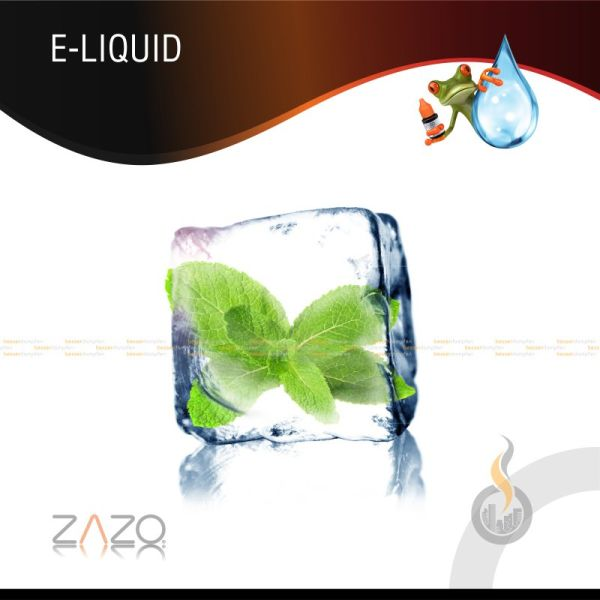 E-Liquid ZAZO Cool Mint - 10 ml
