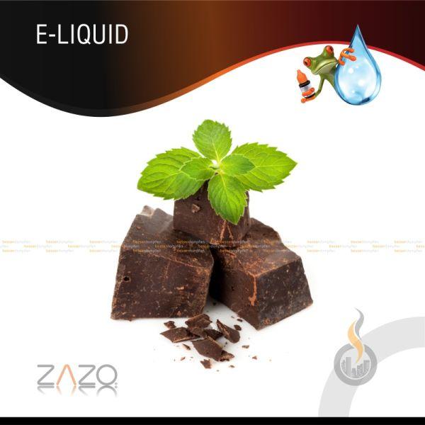 E-Liquid ZAZO Choco-Mint - 10 ml