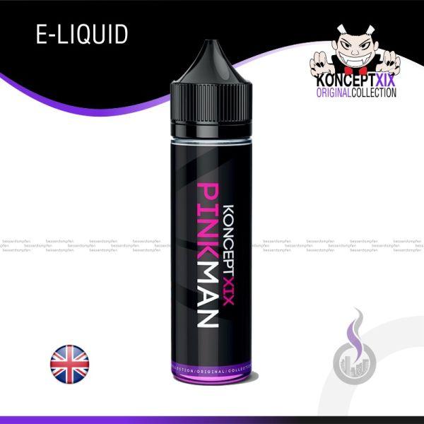 Pinkman VAMPIRE VAPE - KONCEPT XIX Liquid