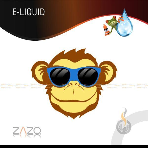 E-Liquid ZAZO Crazy Monkey - 10 ml