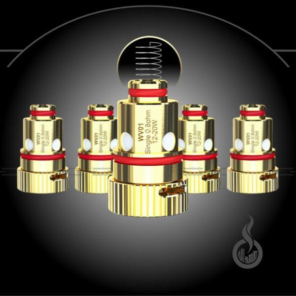R80 WV01 Coil 0.8 Ohm