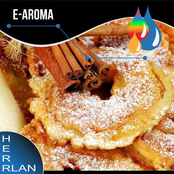 HERRLAN Cinnamon Apple Fritter Aroma - 10ml