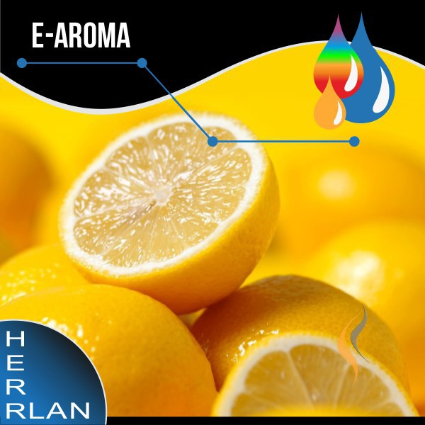 HERRLAN Zitrone Aroma - 10ml