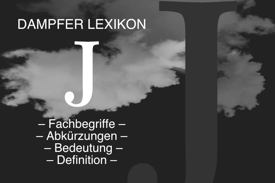 Lexikon Buchstabe A: E-Zigaretten-Fachbegriffe, Dampfer-Abkürzungen