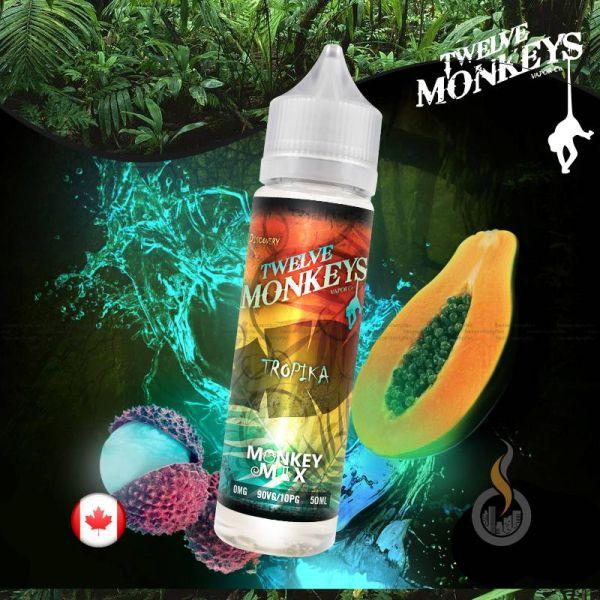 TWELVE MONKEYS Tropika DIY Liquid