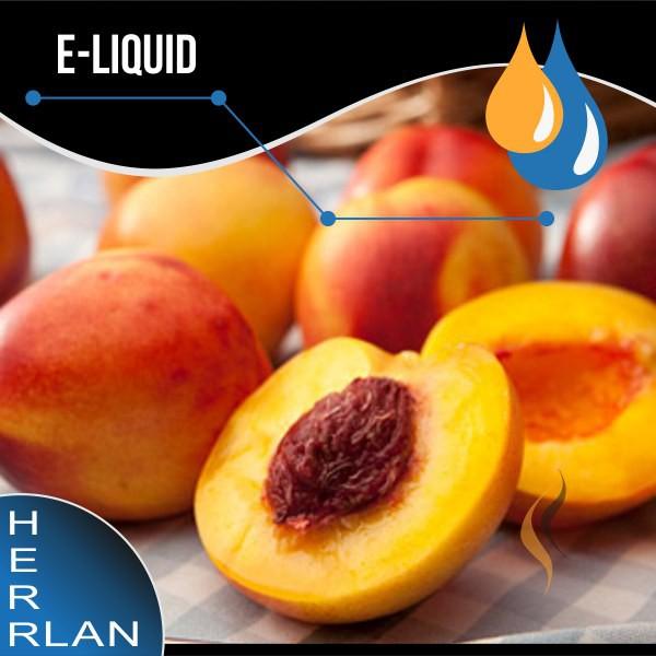 HERRLAN Pfirsich Liquid
