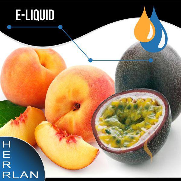HERRLAN Pfirsich-Maracuja Liquid