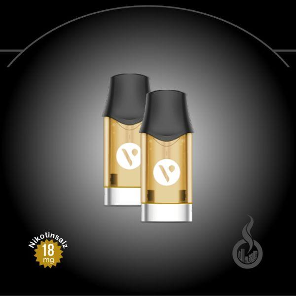 18mg Golden Tobacco ePod Caps