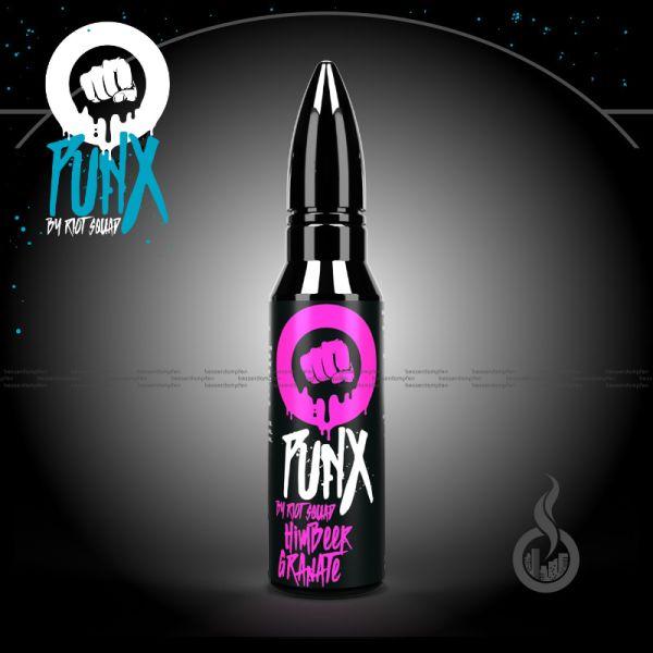 PUNX Himbeer Granate Aroma - 15 ml