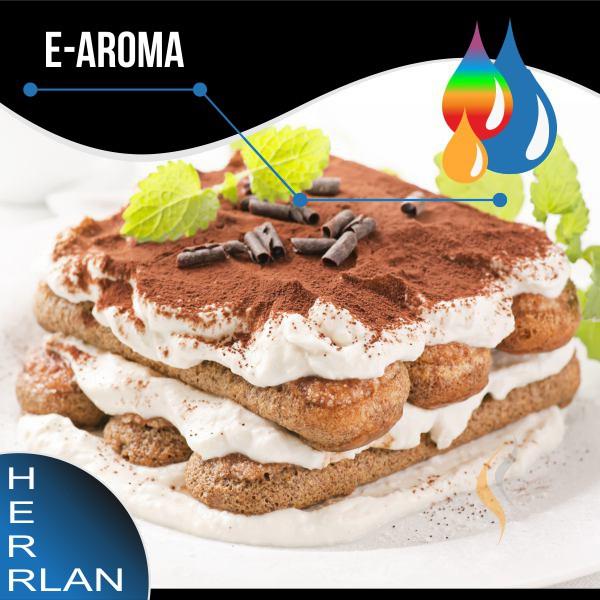 HERRLAN Tiramisu Aroma - 10ml