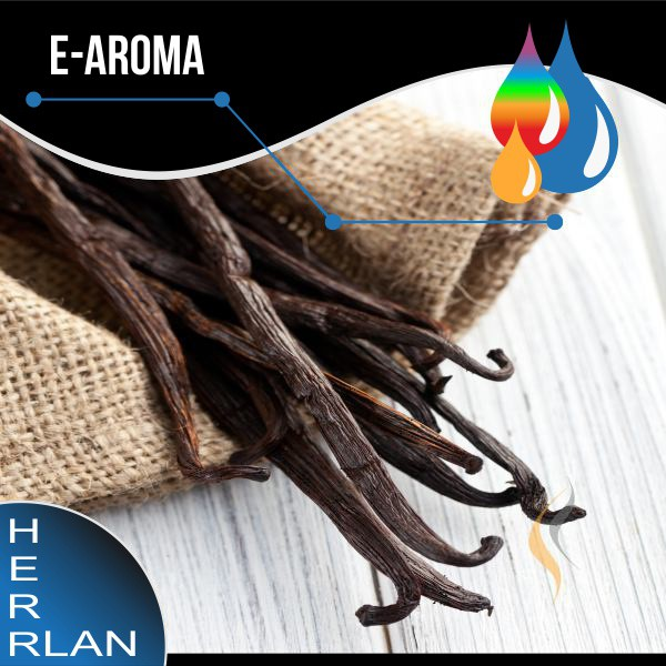 HERRLAN Vanille Bourbon Forte Aroma - 10ml