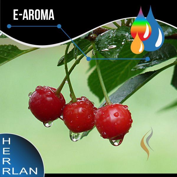 HERRLAN Wildkirsche Aroma - 10ml