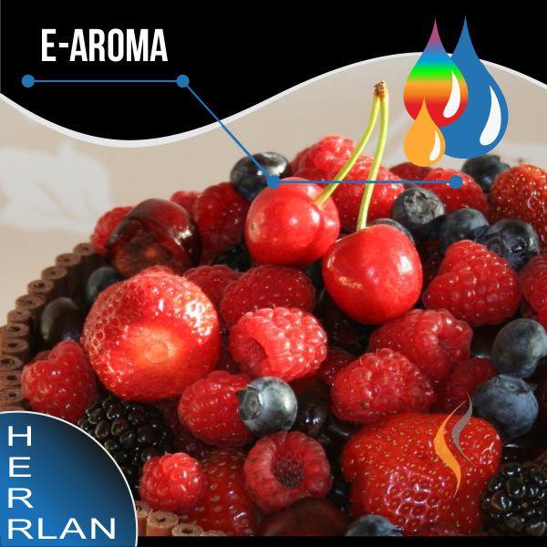 HERRLAN Rote Früchte Aroma - 10ml