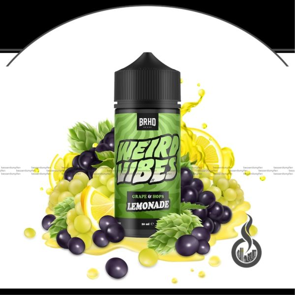 BRHD Barehead Weird Vibes Grape & Hops Aroma - 20 ml