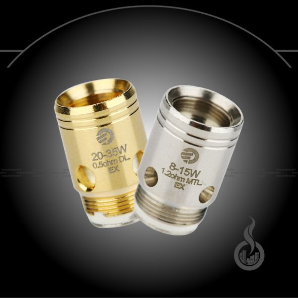 Exceed Coils 0.5 & 1.2 Ohm
