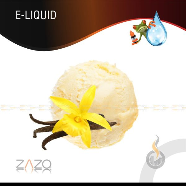 E-Liquid ZAZO Vanilla Icecream - 10 ml