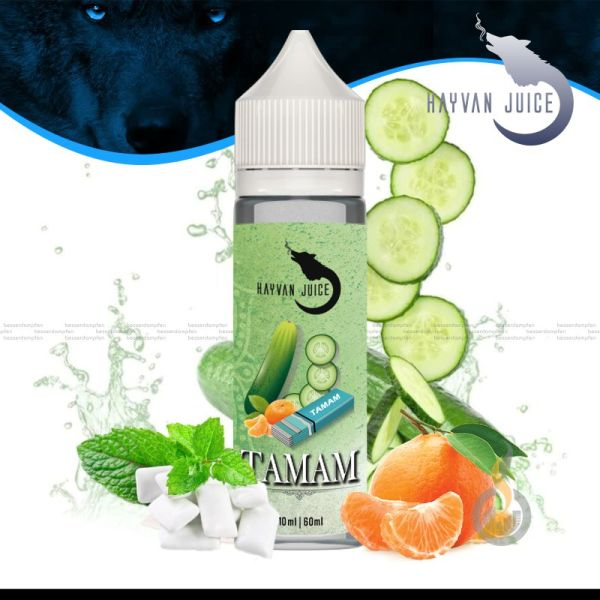 Tamam Hayvan Juice Aroma