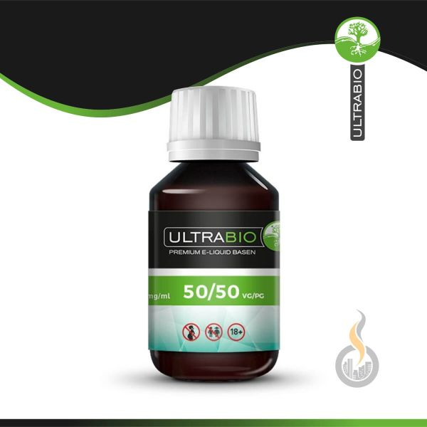 Ultrabio Base 100ml 50/50