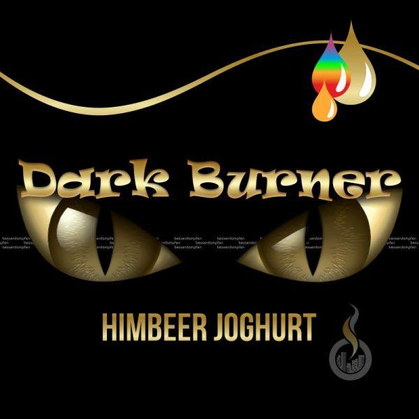 DARK BURNER Himbeer Joghurt Aroma - 10 ml