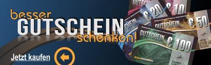 E-Zigaretten Shop Gutscheine für Verdampfer, Akkuträger, E-Liquids und mehr von besserdampfen.de