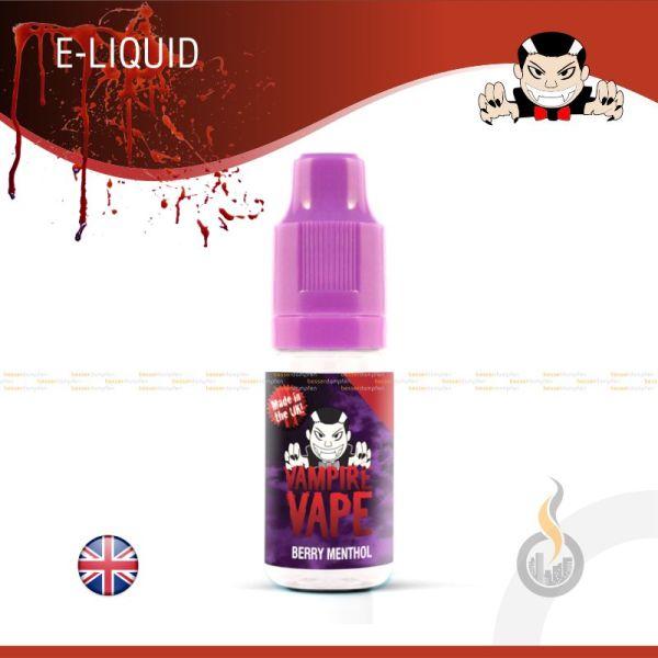 E-Liquid VAMPIRE VAPE Berry Menthol