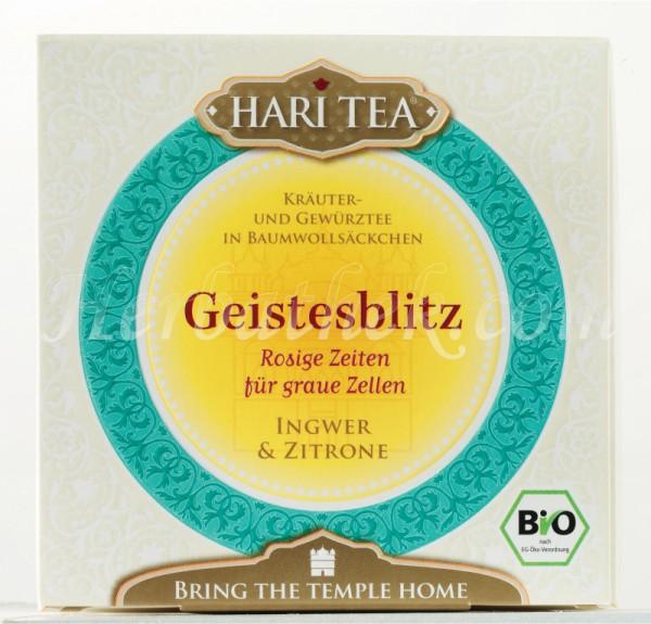 Hari Tea - Ingwer & Zitrone - Geistesblitz