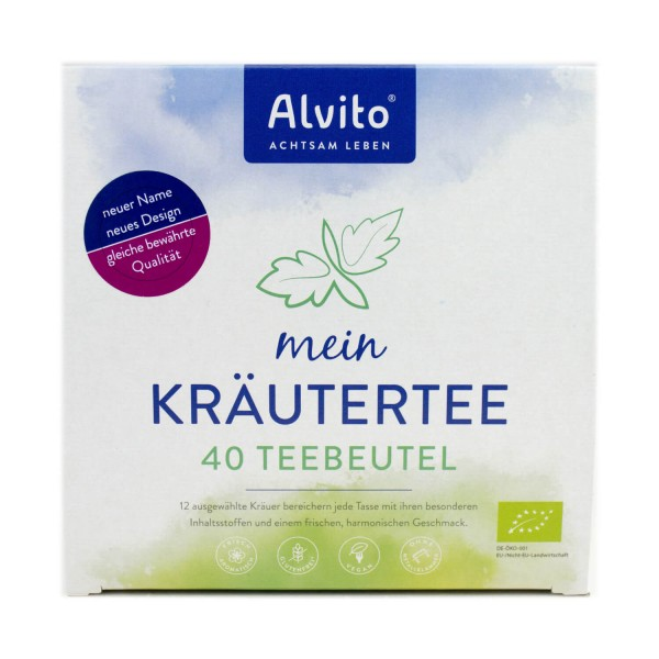 Alvito - TeeZeit, 40 Teebeutel