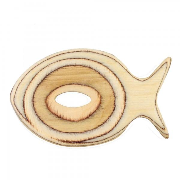 Seifenunterlage Fischform