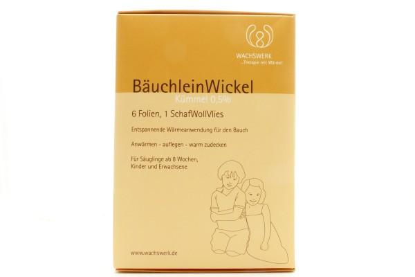 Bäuchlein Wickel Kümmel