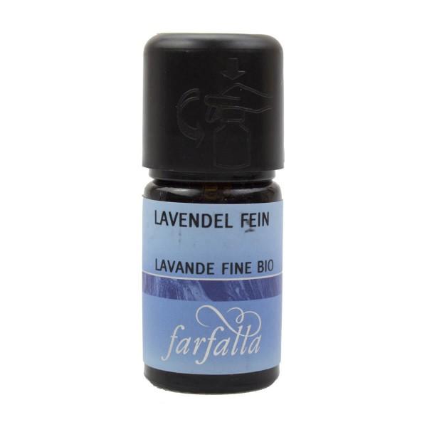 Lavendel fein demeter, 10 ml