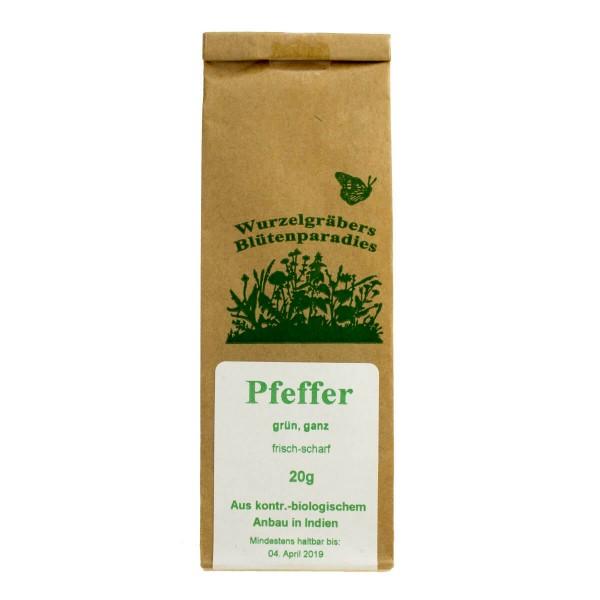 Pfeffer, grün, 20g