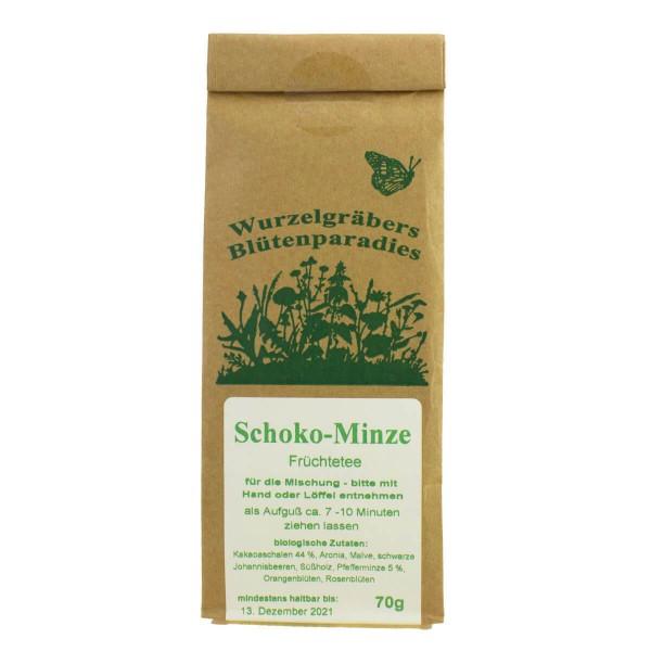 Schoko-Minze Früchtetee
